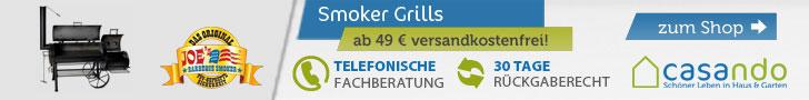 Smokergrills - bei casando.de